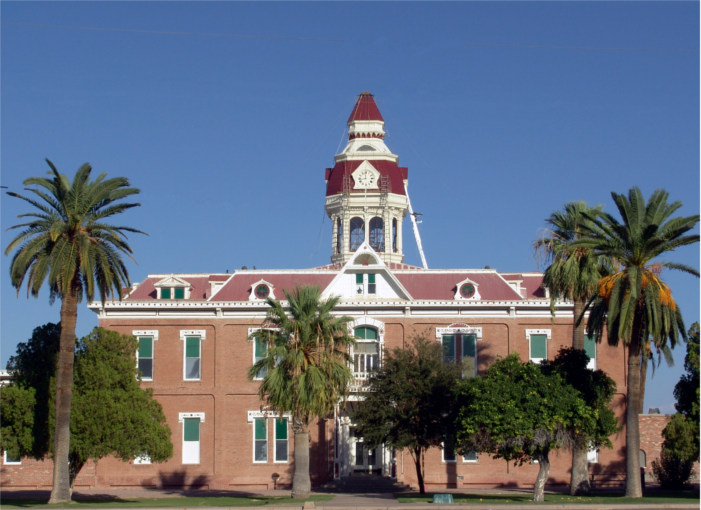 Florence Courthouse